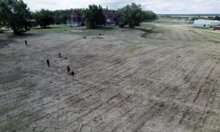 NYTimes Video: Searching For the Graves Of Canada's Missing Indigenous Children